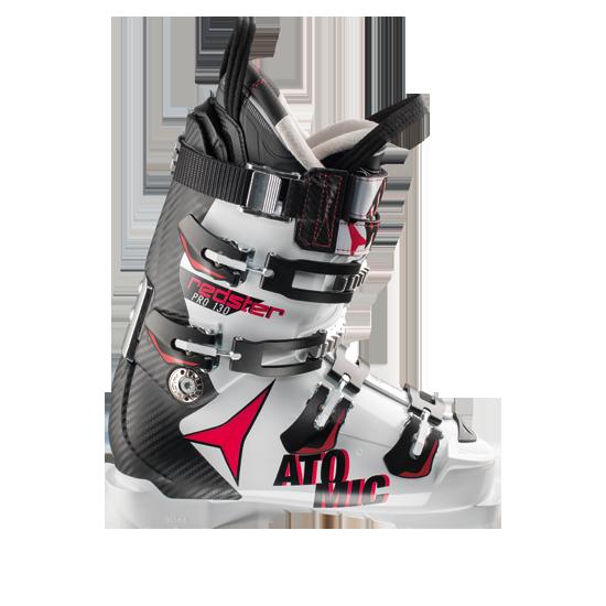 Atomic 2015 Redster Pro 130 Ski Boots Winter Globe