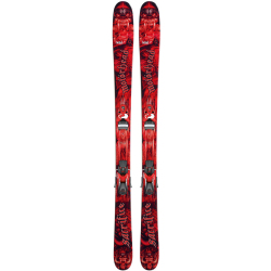 Head 2013 Sacrifice 105 Skis with Mojo 15 Bindings