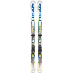 Head 2013 iSupershape Titan Skis with FF PRO 16 WIDE 88 Bindings