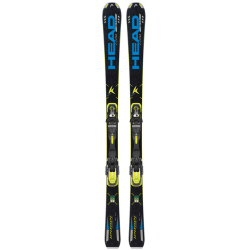Head 2014 i.Supershape Titan Skis with PRD 14 Race Bindings