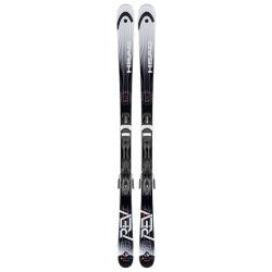 Head 2015 REV 78 Skis with PR 11 Bindings