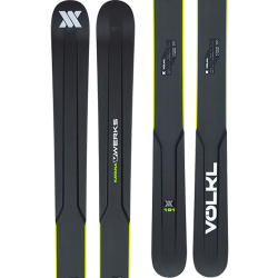 Volkl 2015 V-WERKS Katana All Mountain Skis