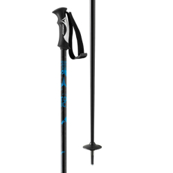 Atomic AMT² Black - Blue Ski Pole