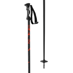 Atomic AMT² Black - Red Ski Pole