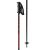 Atomic AMT Ski Pole black red