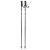 Atomic Cloud Black Women's Ski Poles