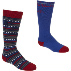 Bridgedale Kids Merino Wool Ski Socks 2