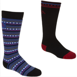 Bridgedale Kids Merino Wool Ski Socks