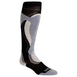 Bridgedale Midweight Control Fit Men's Merino Wool Ski Socks