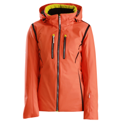 Descente 2015 Camille Women's Jacket Orange