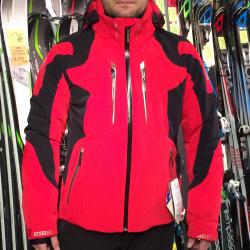Descente 2015 Tundra Ski Jacket  Mens Red