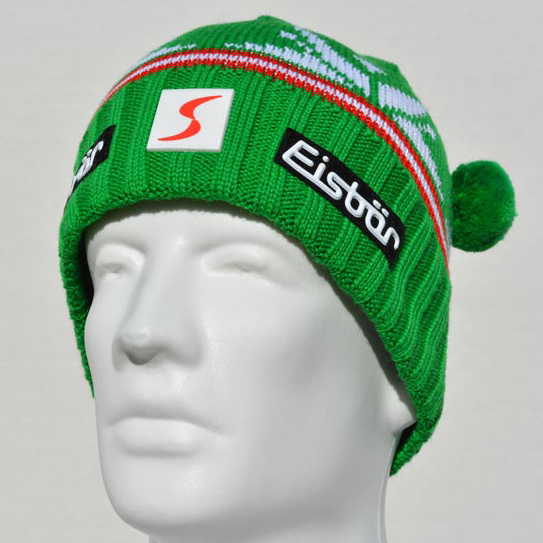 Eisbar Champ MU SP Skipool Austrian Winter Ski Beanie Hat - Winter Globe d5f5f763be3