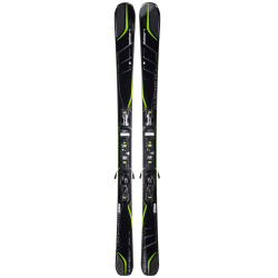 Elan 2015 Amphibio 88 XTI Fusion Skis with Attack 13 Bindings