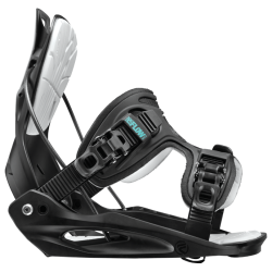 Flow Haylo Xo-Fit Strap Women's Snowboard Bindings Black