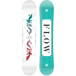 Flow Venus White Women's Snowboard 2015