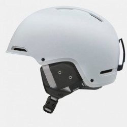 Giro Battle S 13 Mat White Ski Helment