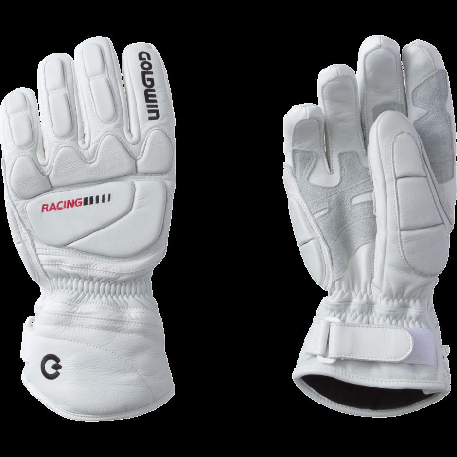 Goldwin Racing Ski Gloves Winter Globe