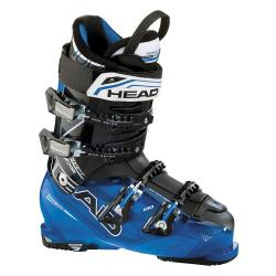 Head 2015 AdaptEdge 100 Ski Boots blue black