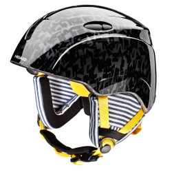 Head Jocker Black JR Helmet