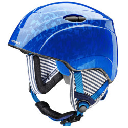 Head Jocker Blue JR Helmet