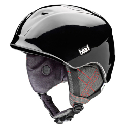 Head Rebel Audio Black Helmet