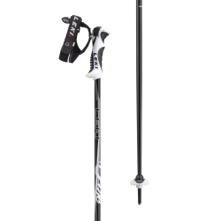 Leki Fine S Women's Ski Poles Black2