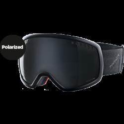 Marker 2015 16-9 Black : Black Light HD Lens Ski Goggles