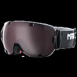 Marker 2015 Projector Black : Surround Mirror Lens Ski Goggles