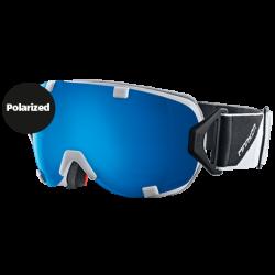 Marker 2015 Projector + White : Blue HD Mirror Lens Ski Goggles