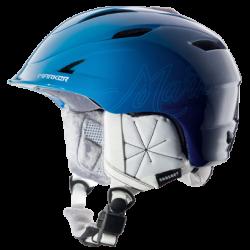 Marker Consort Aqua : Navy Blur Women's Ski Helmet 2015