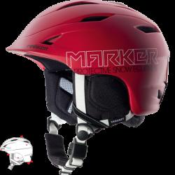 Marker Consort Helmet Red