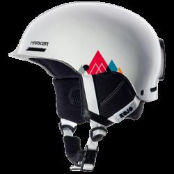 Marker Kojo White Youth Ski Helmet 2014