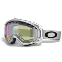 Oakley Crowbar Snow Goggles Silver