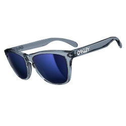 Oakley Frogskins Glasses Crystal Black 2
