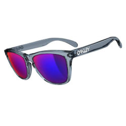 Oakley Frogskins Glasses Crystal Black