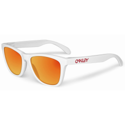 Oakley Frogskins Glasses White