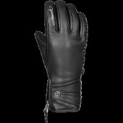 Reusch Elita Ski Piste Women's Black Gloves