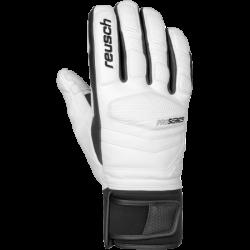 Reusch Master Pro Ski Gloves white 2015