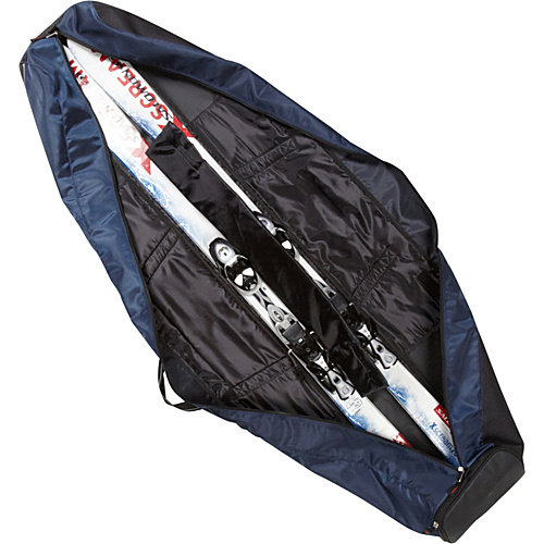 Swix Road Trip Expandable Double Ski Bag