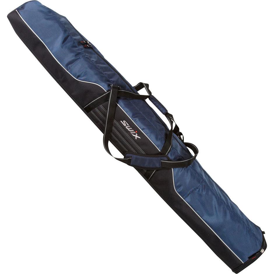 Swix Road Trip Expandable Double Ski Bag - Winter Globe 565d925bc0fc9