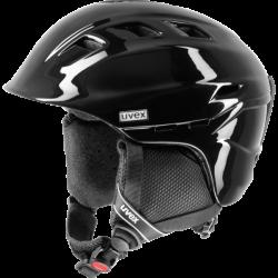 Uvex Comanche 2pure Helmet Black