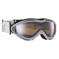 Uvex Supersonic Pro 2 Goggles black white