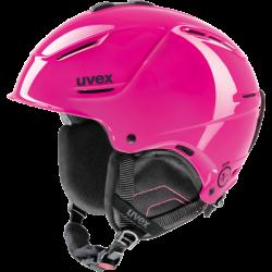 Uvex p1us Helmet Pink