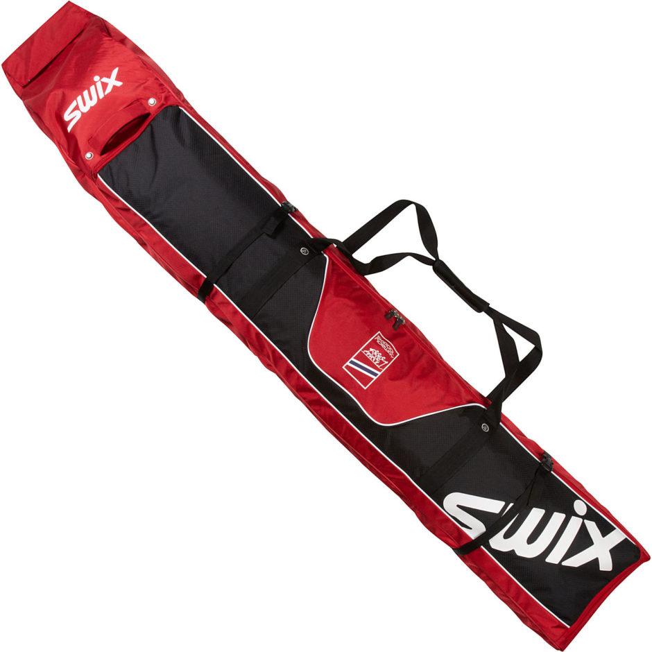 Swix Wheeled Double Ski Bag