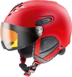 Uvex hlmt 300 Helmet red