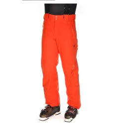 Volkl Men's Black Jack Ski Pants-orange