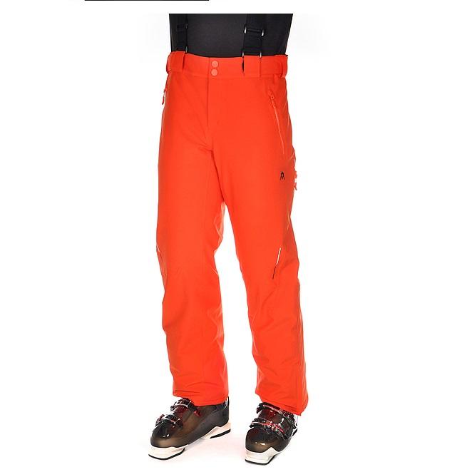 reputable site 31bef eb75c Volkl Men s Black Jack Ski Pants-orange