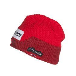 phenix-norway-alpine-team-knit-hat-red